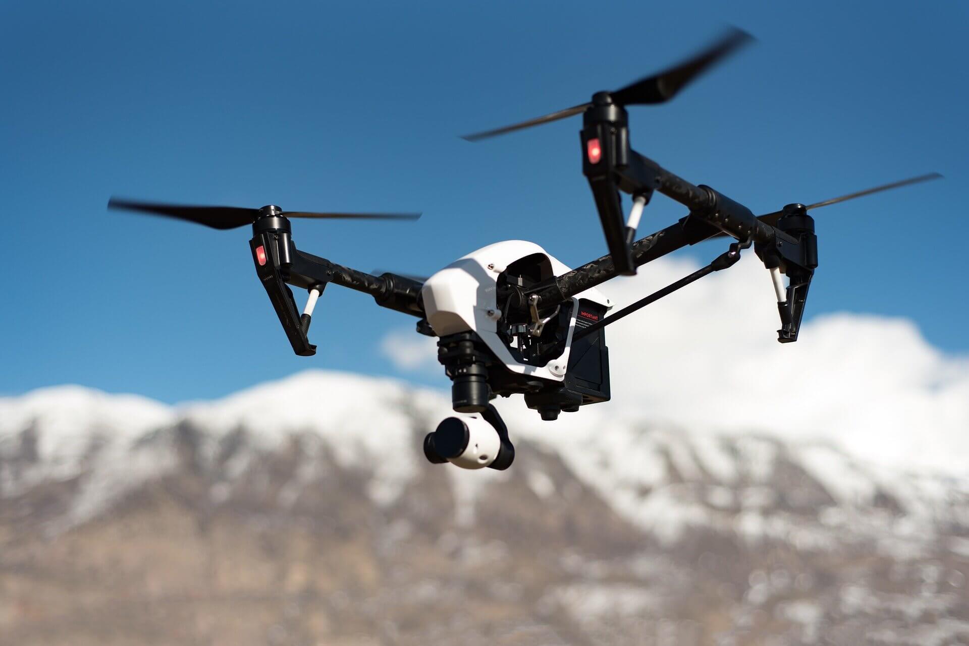 كيف تهدد الطائرات بدون طيار خصوصيتك
