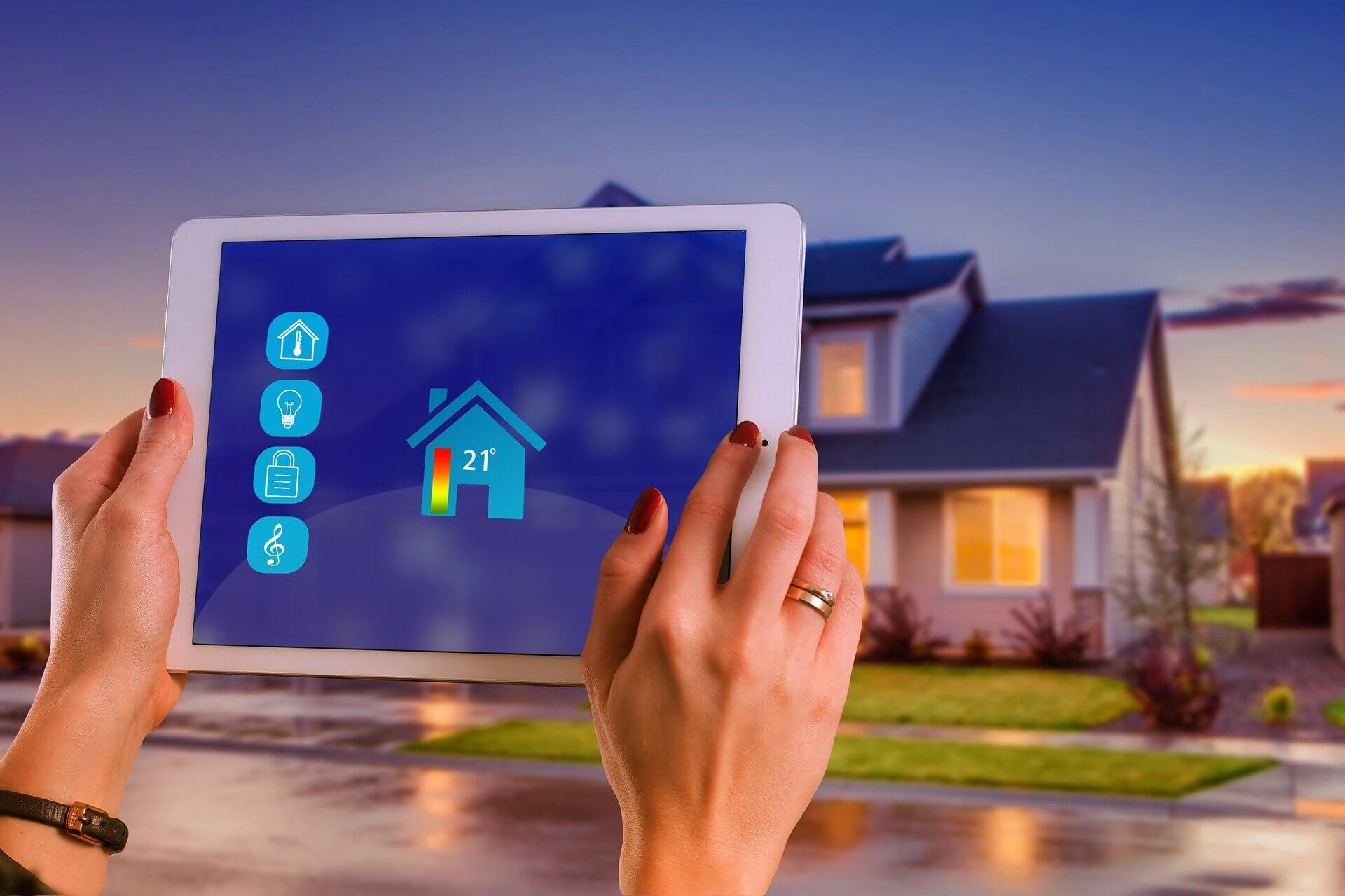 كيفية المحافظة على أمان منزلك الذكي
