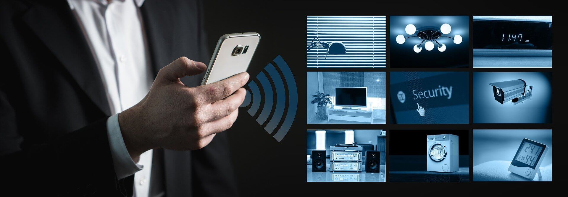 كيفية حماية المنزل الذكي من المخترقين