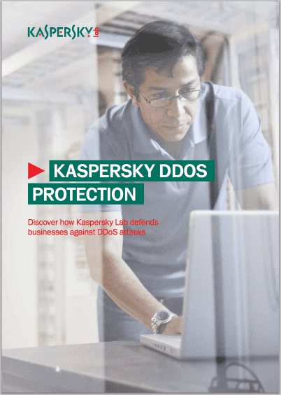 Kaspersky DDoS Protection - صفحة البيانات